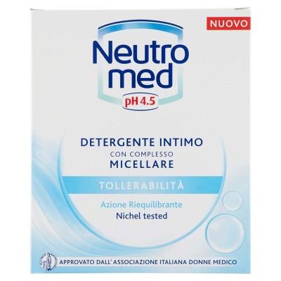 Neutromed pH 4.5 Intimreiniger mit Milyllar Verträglichkeitskomplex 200ml