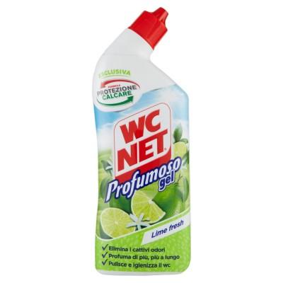 WC Net Parfümiertes Limonen Fresh Gel 700 ml