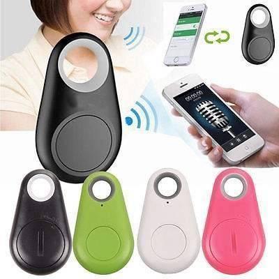 Mini Smart Finder - Finden Sie heraus, was Sie mit Ihrem Smartphone GPS verpasst - Grün-weiß-rosa-schwarz