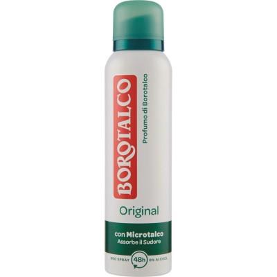 Borotalco parfum original de Borotalco DEO spray 0% alcool 150 ml