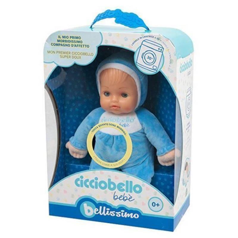 Cicciobello schönes Baby, kostbare Spiele, weiche und duftende Puppe