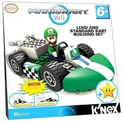 Louis, mit motorisierter Maschine, Mario Kart Wii, Lego