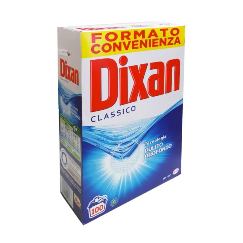 Dixan Classic, Puder, 100 Wäschen