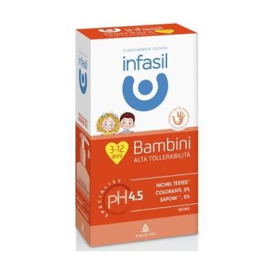 Infasil Intim Kinderreiniger 3-12 Jahre pH 4,5 hohe Toleranz