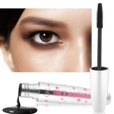 Mascara 4D schwarze Wimpernverlängerung, QIC 805