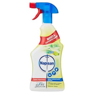 Sanitizing Spritzen mit Zitrone und Minze ml 750, napisan