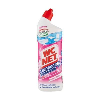 WC Netz Bleichmittel Gel duftend blumenfrisch