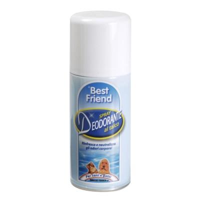 Deodorant Spray Talco Ml 150, BESTFRIEND