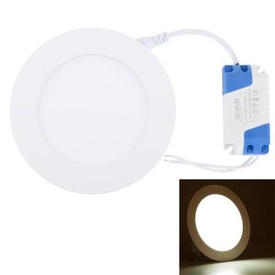 Eingebauter Strahler, natürliches weißes Licht, rund, 6 Watt