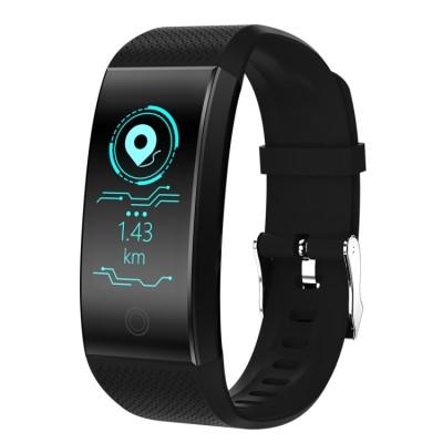 Handy uhr Fitness Smartwatch, WQ18, wasserdicht, schwarz