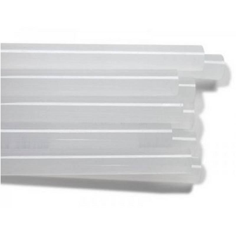 Heißkleber, 4 stück, Hot Sticker Stick 12mm Sticks für 19 cm weiße Farbe