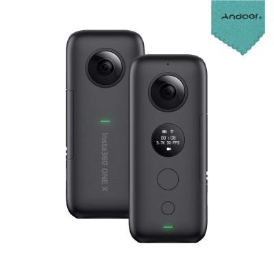 Insta360 ONE X, Action-Kamera, 5,7K-Video und 18MP-Foto