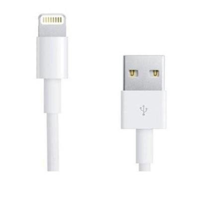 Kabel iphone 5 oder 6 ursprüngliche weiße usb 1 Meter - md818zm/a#
