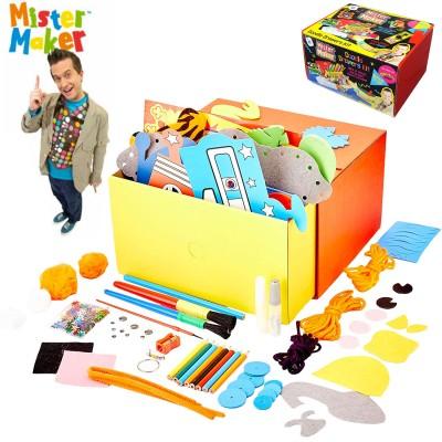 Mister Maker, große Schublade für Heimwerkerarbeiten