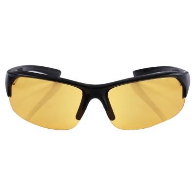 Nachtbrillen, Abblendlicht, gelbe Linse