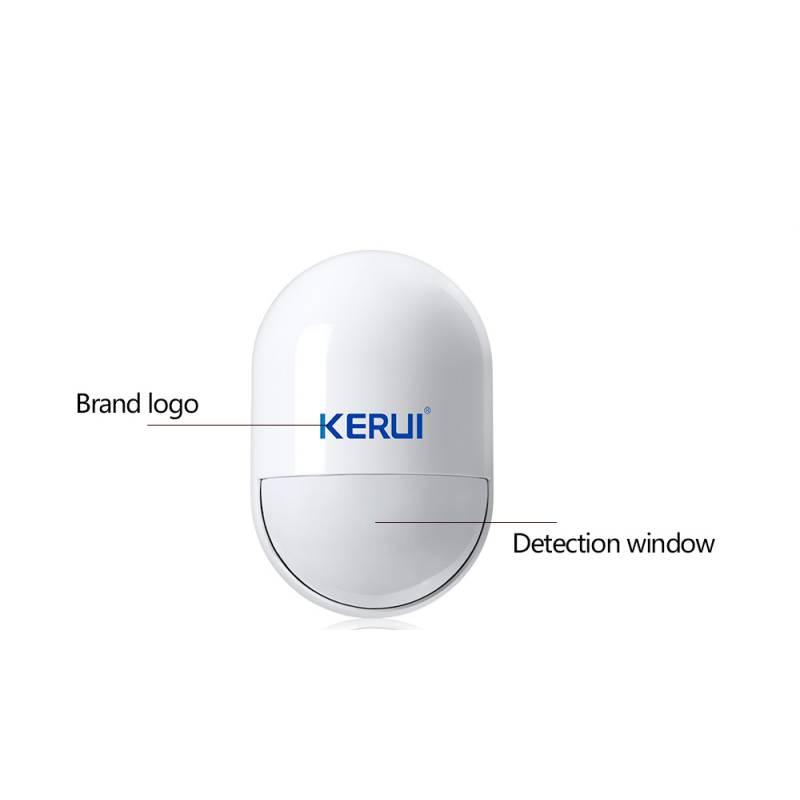 Detector Haus Bewegung der Bewegungen Sensor, Wi-Fi