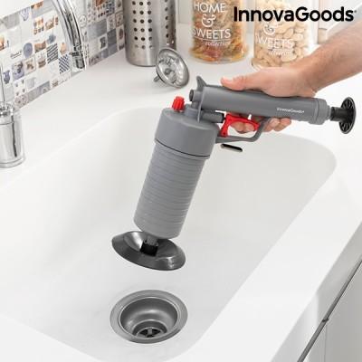Druckluft Plungerpistole, universell für Waschbecken, Waschbecken, Dusche