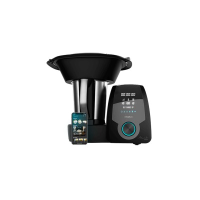 Ceoctec 10090 Küchenmaschine, multifunktional, kocht, hacken, kneten, wiegen, mit App