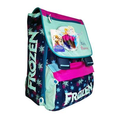 Rucksack, groß, Ausziehbarer, Frozen Elsa und Anna