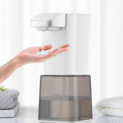 Seifenspender Automatisch, 280 ml Fassungsvermögen, ohne Berührung, für Desinfektionsgel, Flüssigseife