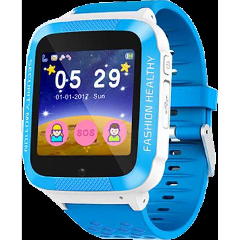 Smartwatch für Kinder mit Anruf SOS Mama oder Papa