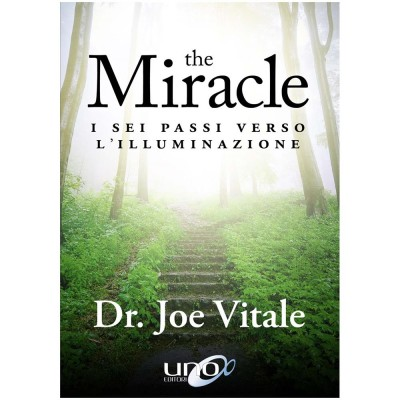 The Miracle I sei passi verso l'Illuminazione, Joe Vitale