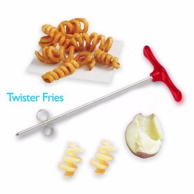 Twister Fries dai fantasia alle tue verdure