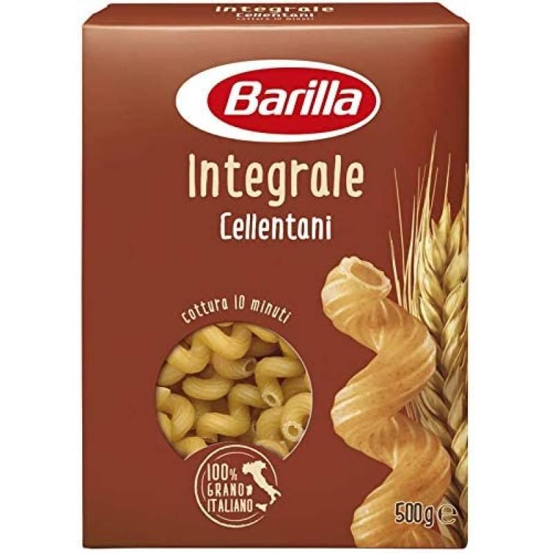 Barilla Pasta Cellentani Integrali, Vollkornsemolla, 500 g