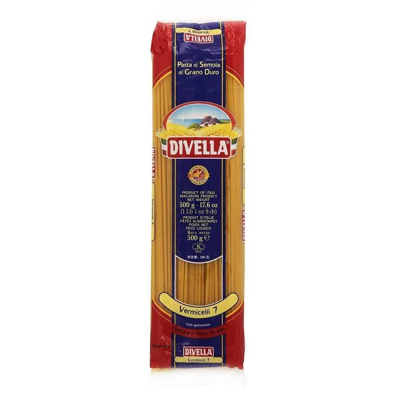 Divella 007 Vermicelli - 500 gr