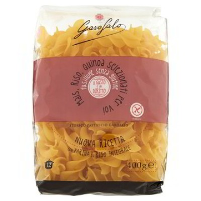 Glutenfreie Pasta, Garofalo, Fusilli, 400 gr