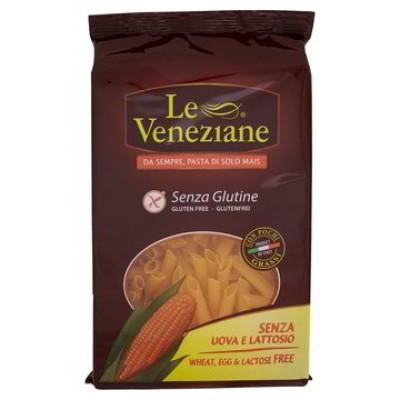 Glutenfreie Pasta, Jalousien, Penne Rigate Corn, 250 gr