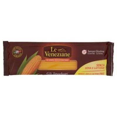 Glutenfreie Pasta, Le Veneziane, Spaghetti Corn, 250 gr