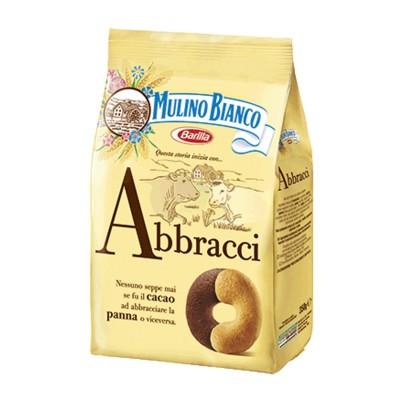 Biscuits, Abbracci, 350g, Mulino Bianco, Barilla