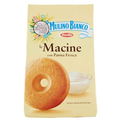 Biscuits Macine 350g Mulino Bianco Barilla