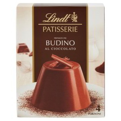 Lindt Chocolate Pudding 95g, 4 portions