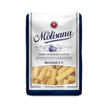 Maccheroni n ° 37 Hartweizengrieß Pasta 1Kg La Molisana