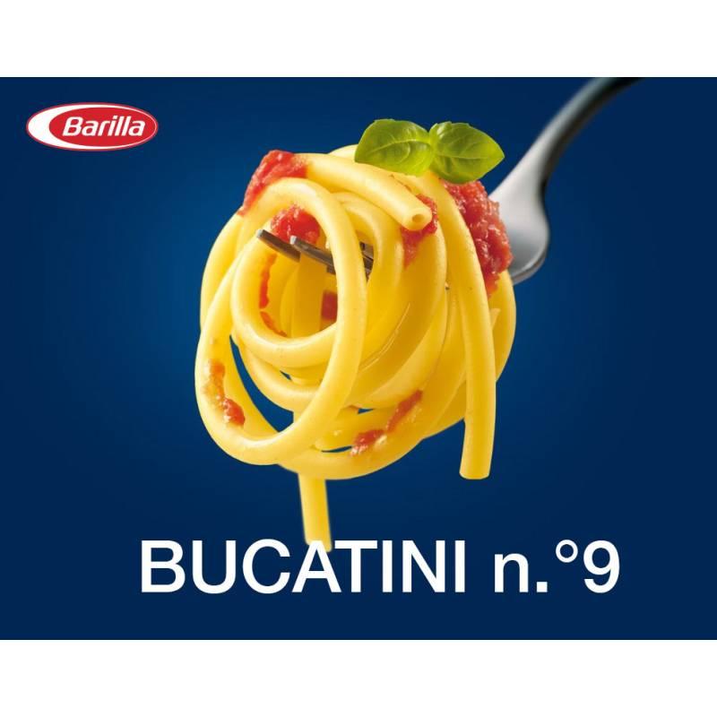 Pasta Barilla Bucatini n. 9 - 500 gr