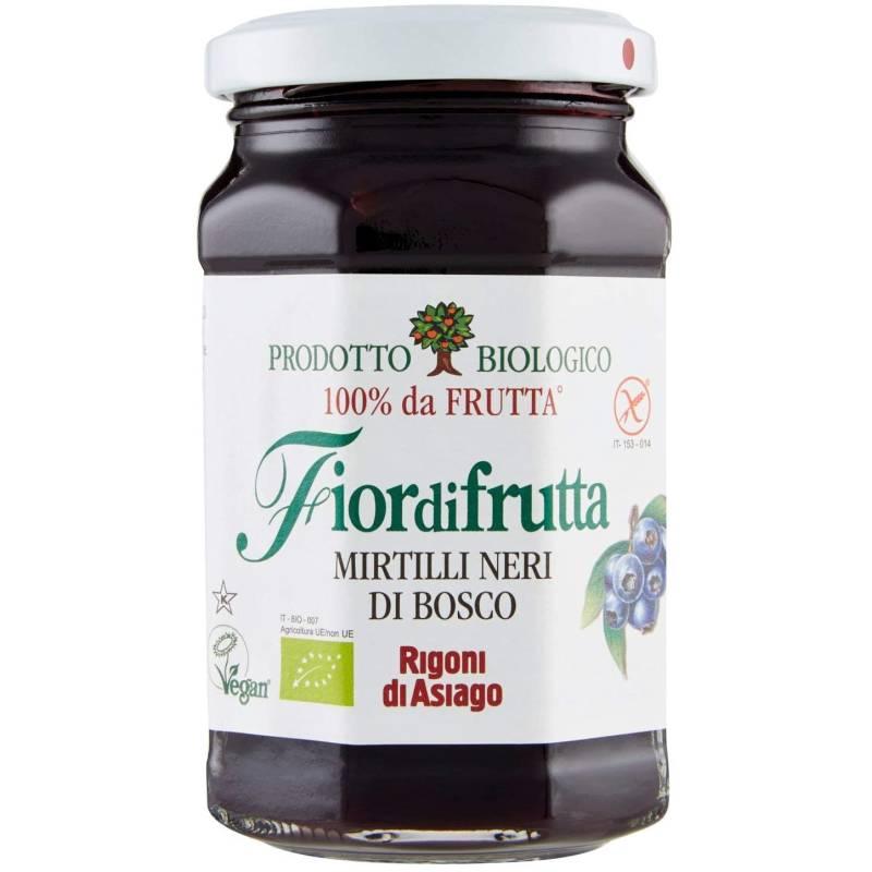 Rigoni Marmelade, Bio-Produkt, Brombeerkonfitüre - 250g