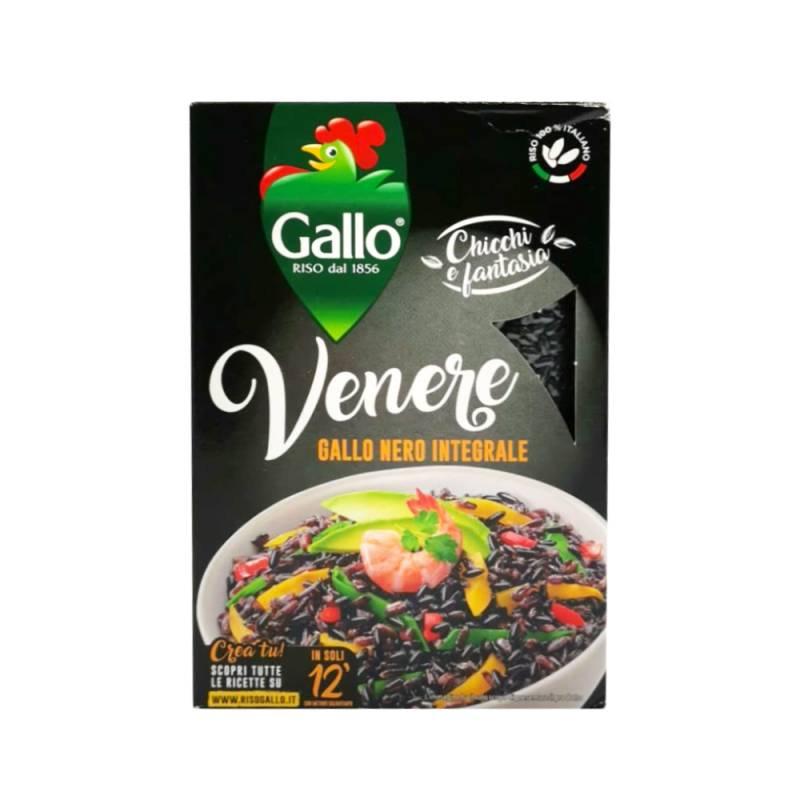 Reis Gallo, Schwarze Venus, Vollkorn, 500 g