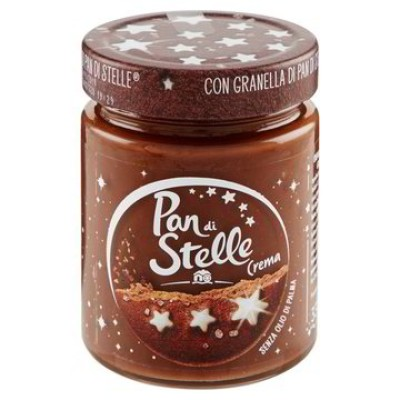 Crème de Pan di Stelle à tartiner, Mulino Bianco, 330 gr