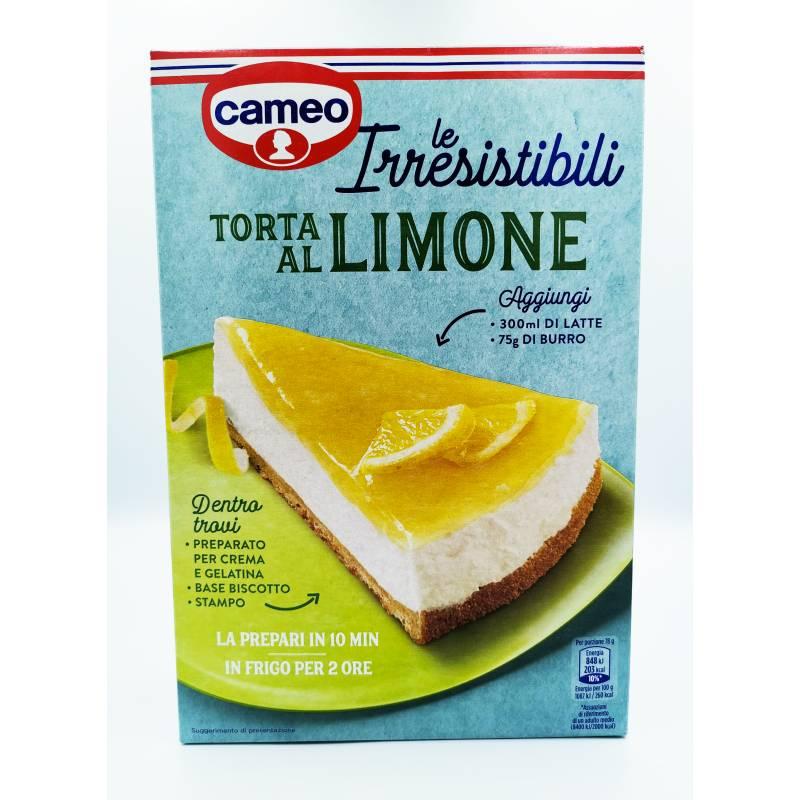 Zitronen-Cameo-Kuchen für 10 Portionen