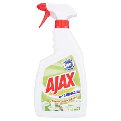 AJAX Entfetter mit Sprühbleiche 750 ml