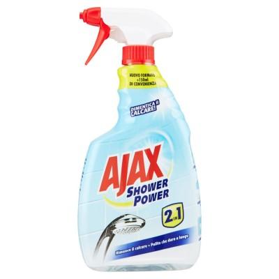Ajax Shower Power Pistole détergent pour surfaces dures - ML.600