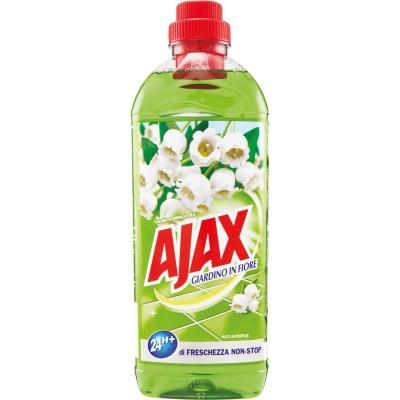 Ajax sortierter Gartenreiniger lt 1