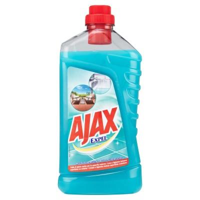 AJAX wäscht Waschmitteloberflächen aus 1