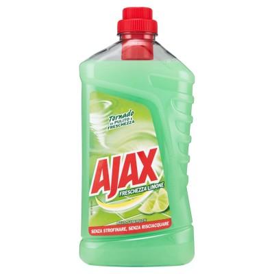 AJAX Zitronenfettbodenreiniger lt 1