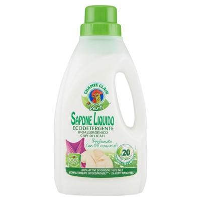 CHANTECLAIR Vert Savon Liquide Lavage Ecologique 20 Lt 1
