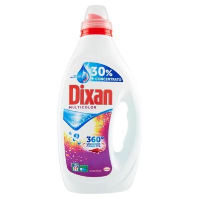 DIXAN  Dixan Liquid Multicolor-Waschmittel für Waschmaschine 950 ml-19 Waschmaschine
