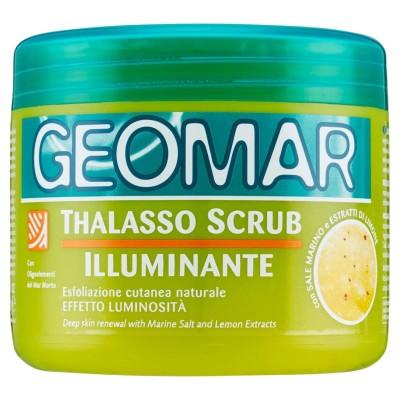Geomar, Thalasso, Scrub, Leuchtmittel 600 gr
