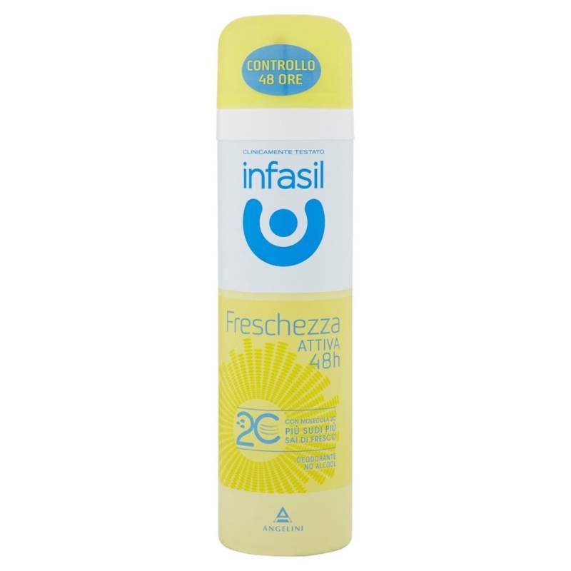 INFASIL Infasil Deodorant spray Freschezza Attiva 150 Ml